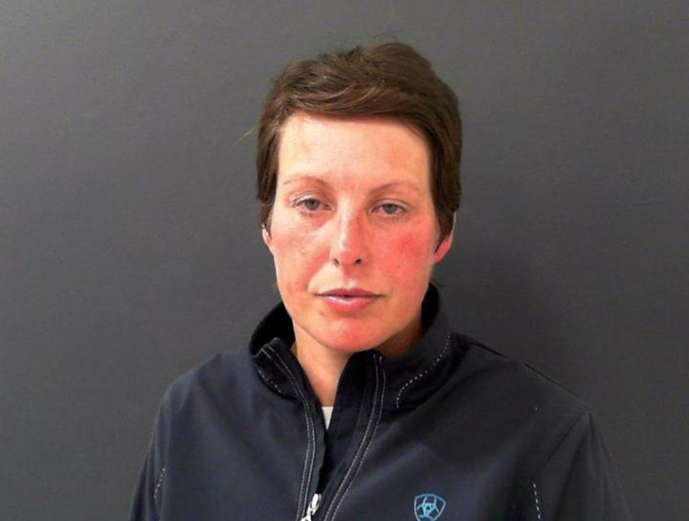 Rebecca Susan Nicholson, 40, of West Burton near Leyburn