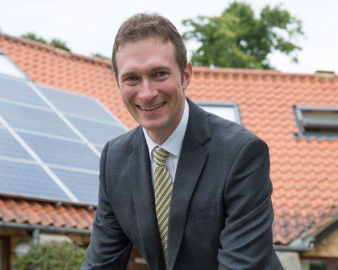 Martin Warhurst Chief Executive, Martin House