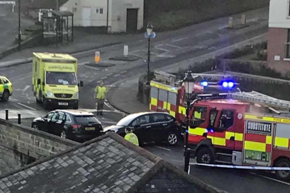 Knaresborough crash