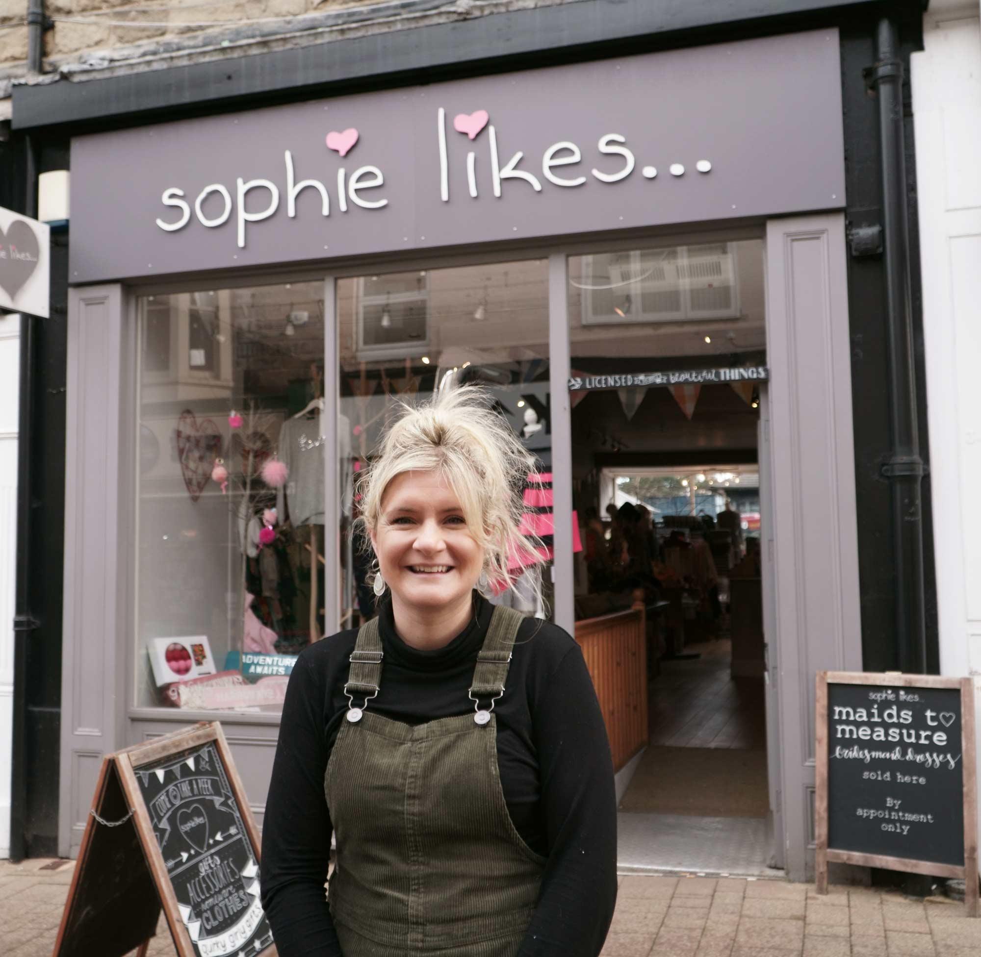 Sophie Hartley - Sophie Likes Harrogate