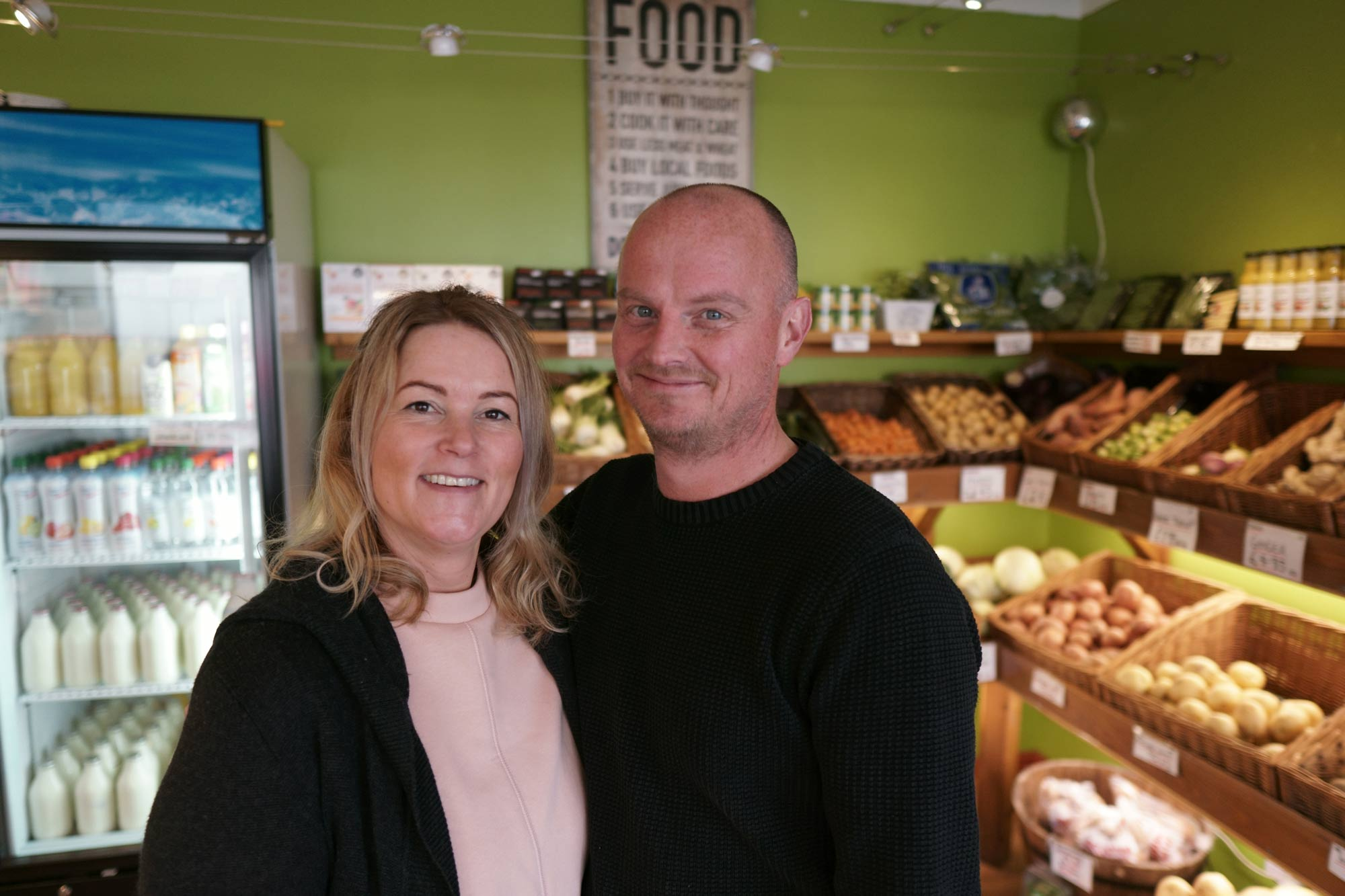 Julia Corbett and Jim Sore - Roots and Fruits, Harrogate