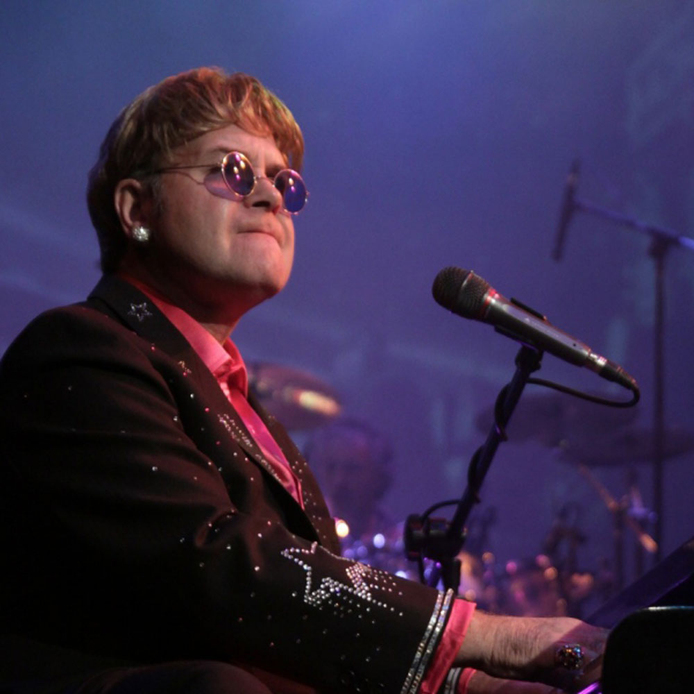 The incredible Ultimately Elton tribute act on 14 August