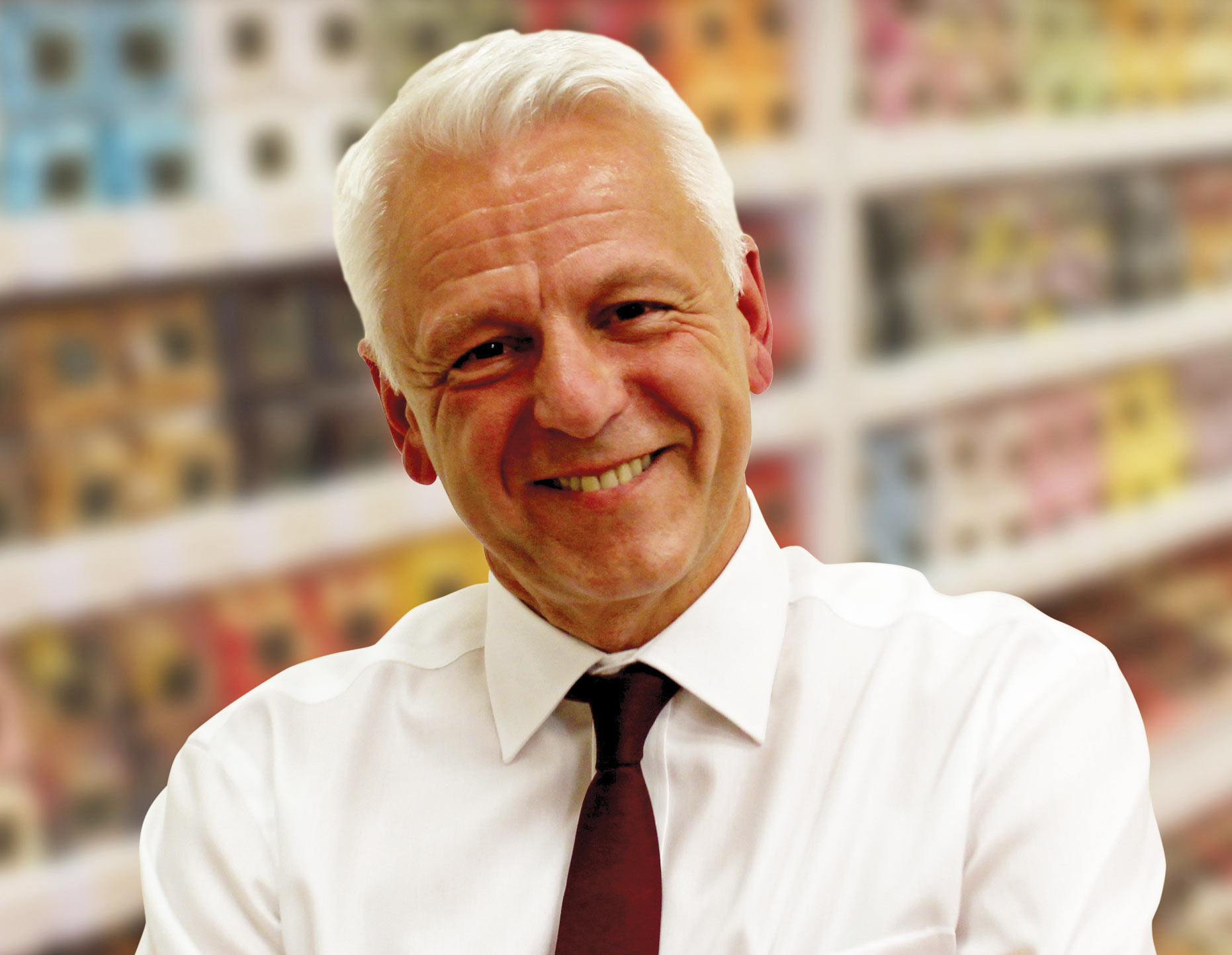 Steve Campbell is Managing Director of Bon Bon's
