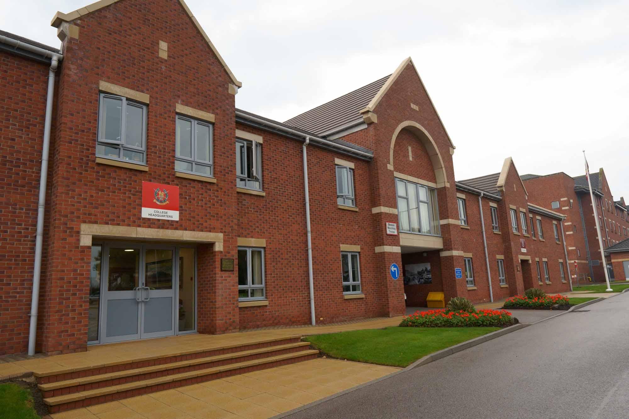 Army Foundation College, Harrogate