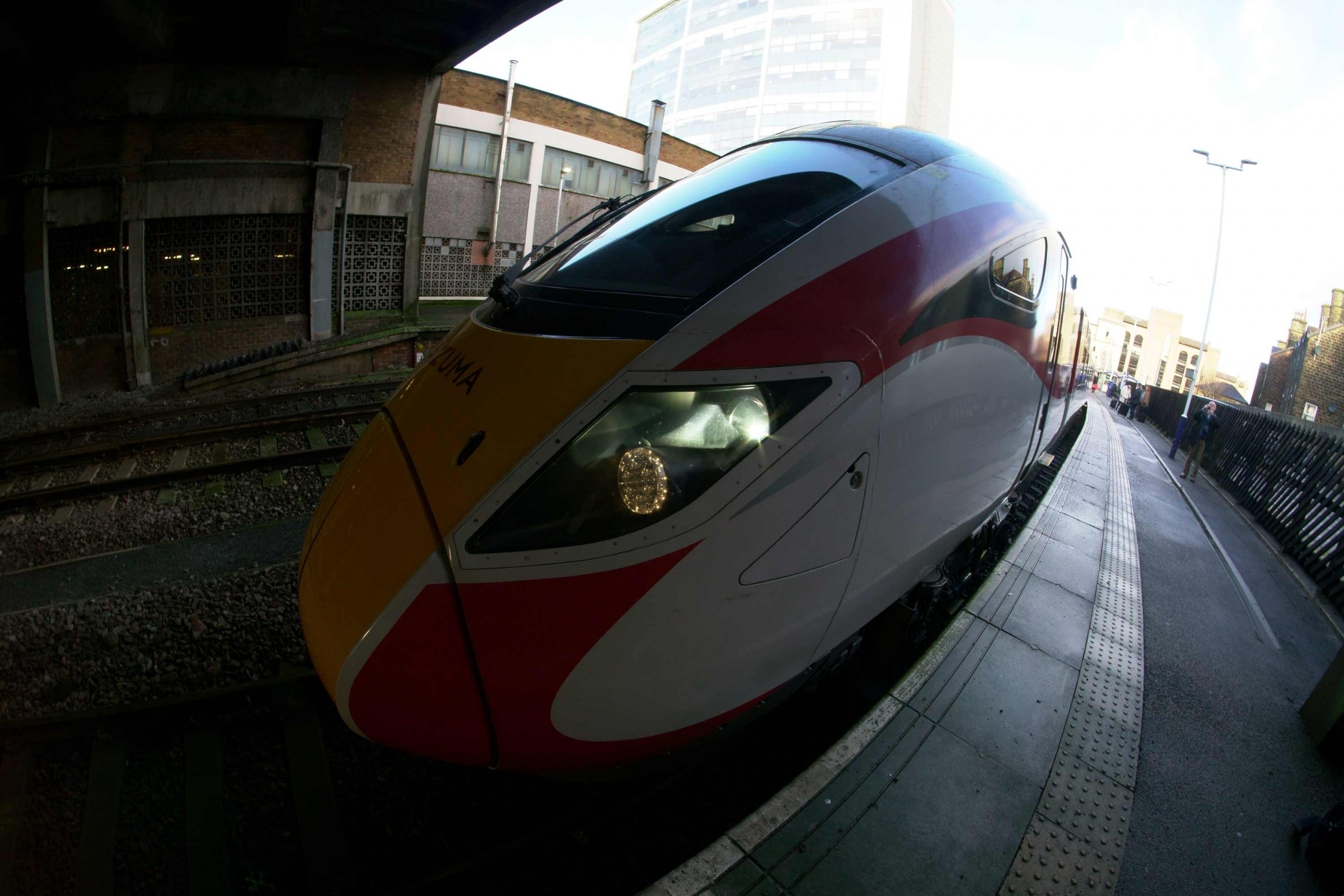 Azuma trains harrogate