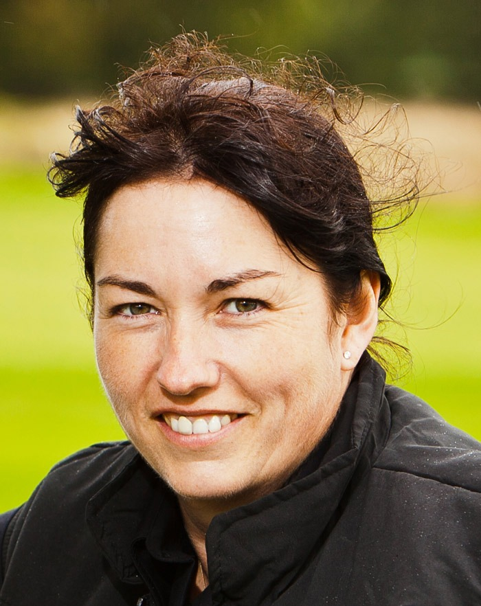 Ruth Mann is from Harrogate and is STRI's Head of Research, based in Bingley