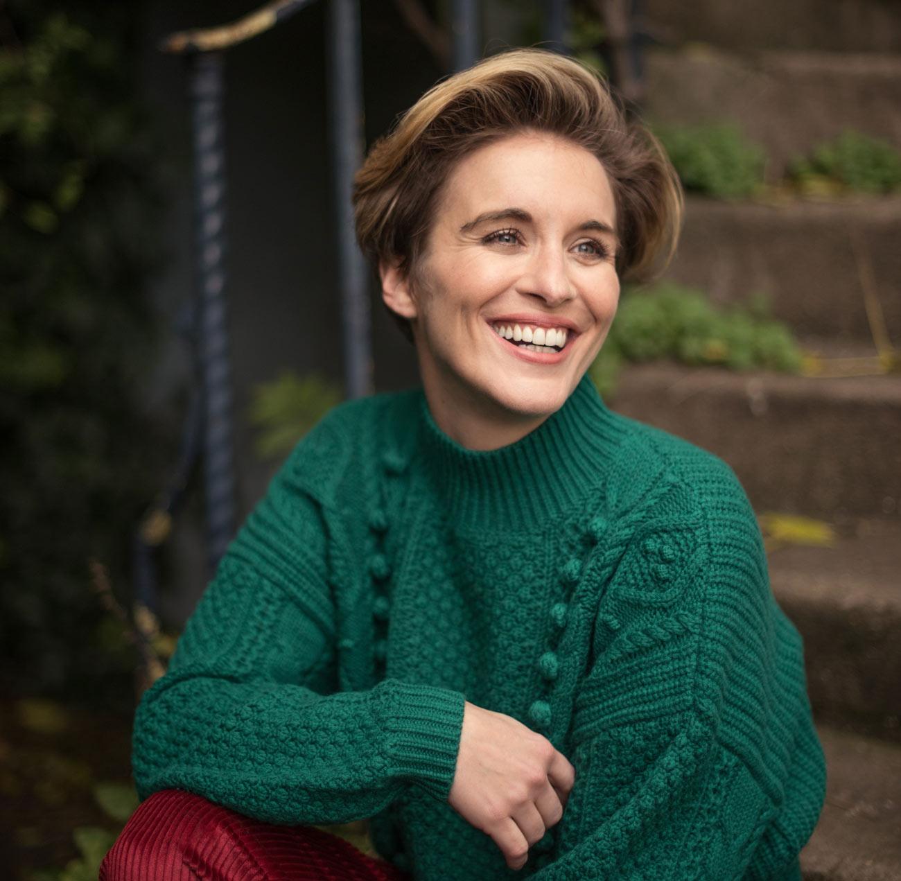 Alzheimer's Society Ambassador Vicky McClure
