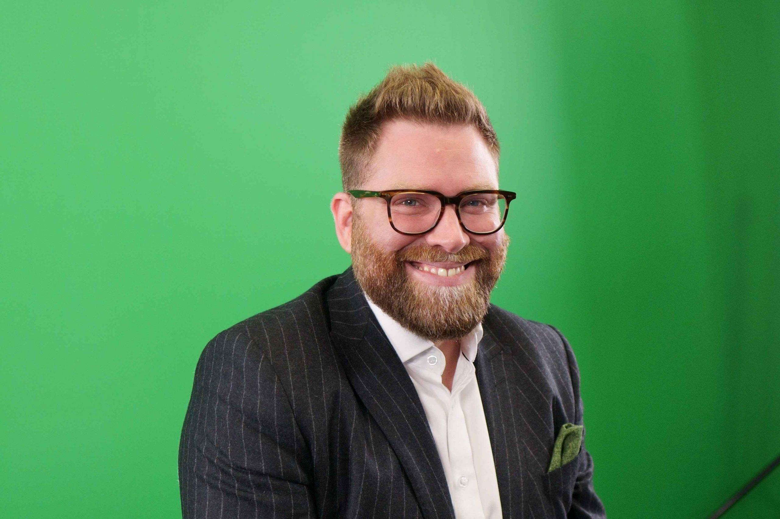 Stewart Moss, Group Director of Sales & Marketing, Cedar Court Hotels