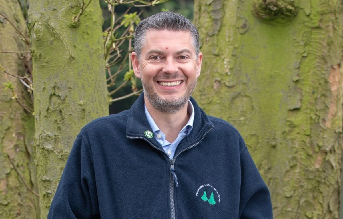 Neil Hind, Pinewoods Conservation Group