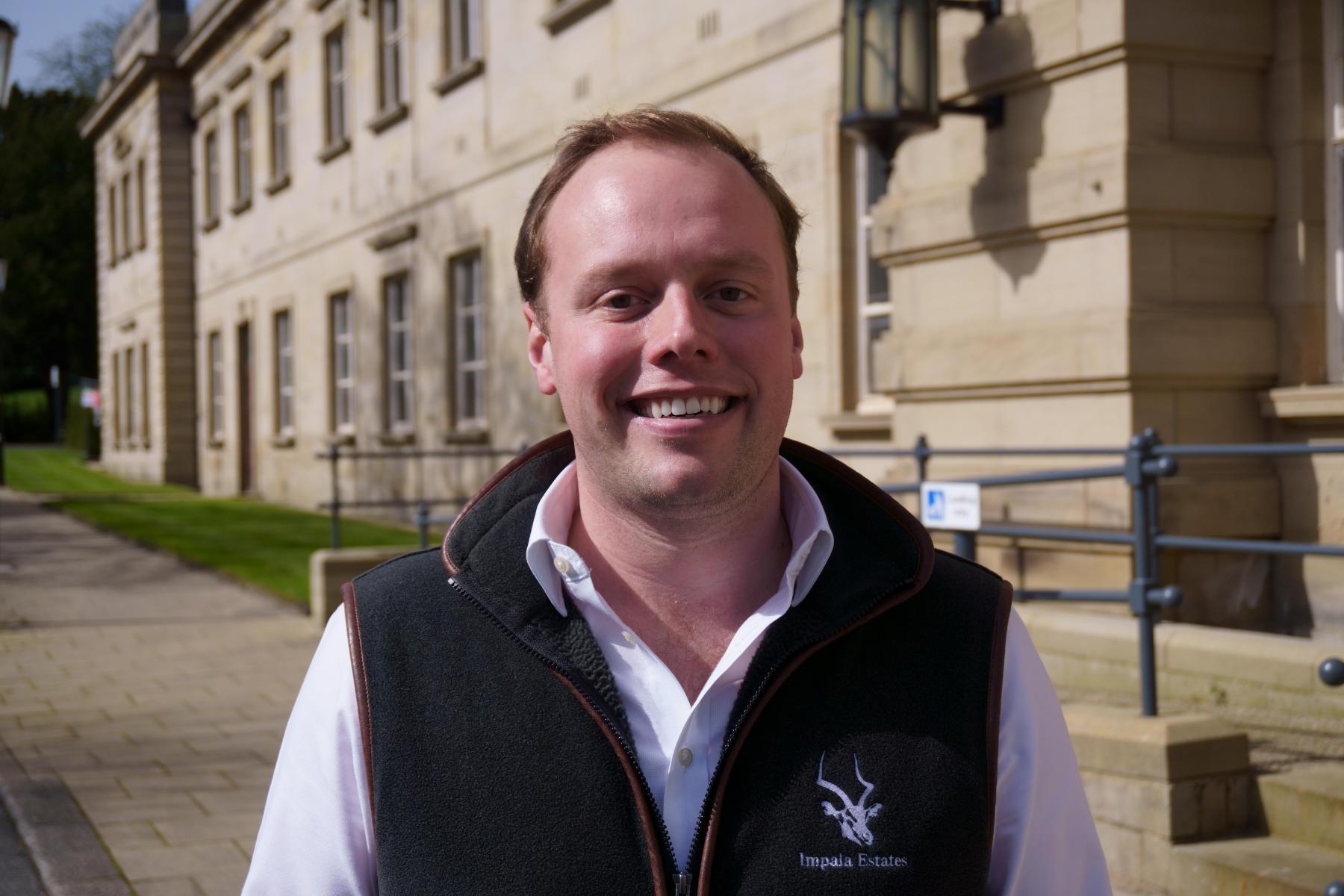 James Hartley from Impala Estates