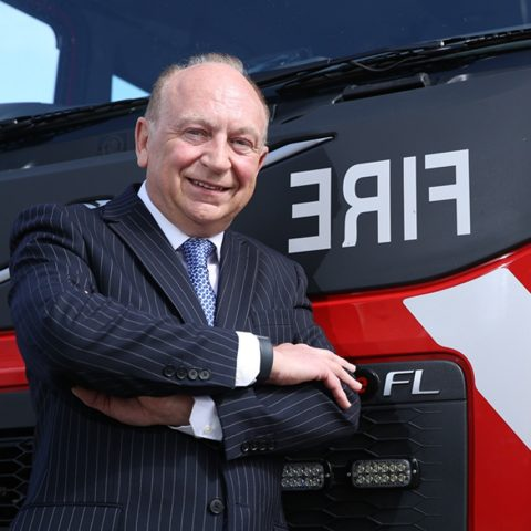 Philip Allott, North Yorkshire Police, Fire and Crime Commissioner