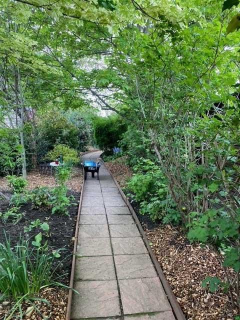Hope Pastures garden, Leeds
